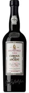Delaforce Porto Tawny 20 Year Curious and Ancient 750ml